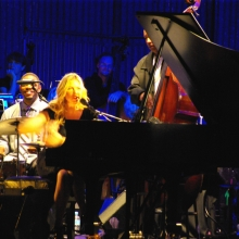 Diana Krall at Kings Park