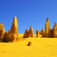 Moonscape (the Pinnacles)
