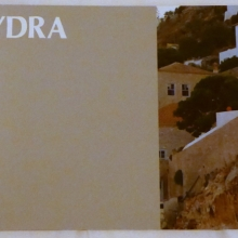 The cover of the book on Hydra